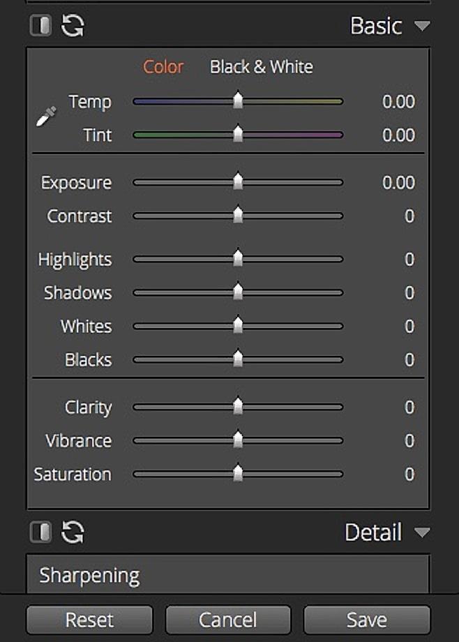 Aperture-Exposure X5 SAVE