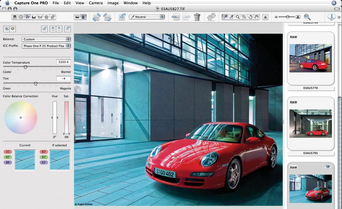 Capture One Pro 3.8.7 2008