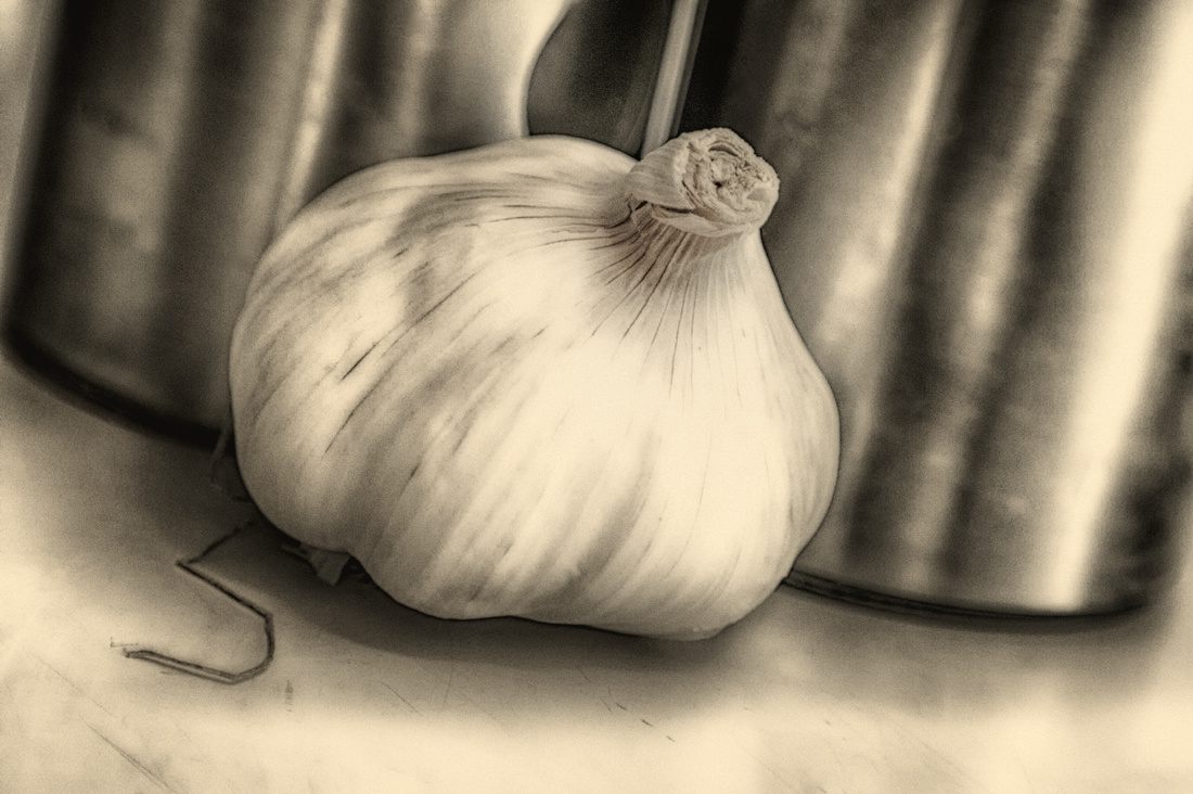 Garlic Version IV